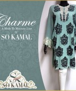 So Kamal Casual Wear Dresses 2014 For Women 003
