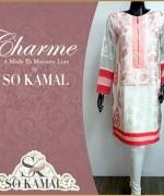 So Kamal Casual Wear Dresses 2014 For Women 005