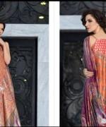 Sobia Nazir Silk Dresses 2014-15 For Women 2