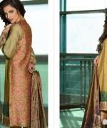 Sobia Nazir Silk Dresses 2014-15 For Women 3