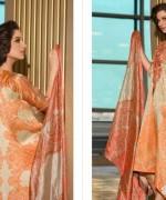 Sobia Nazir Silk Dresses 2014-15 For Women 7