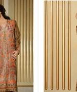 Sobia Nazir Silk Dresses 2014-15 For Women 8
