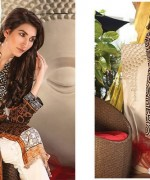 Strawberry Embroidered Kurti Collection 2014 For Girls 3