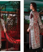 Strawberry Embroidered Kurti Collection 2014 For Girls 8
