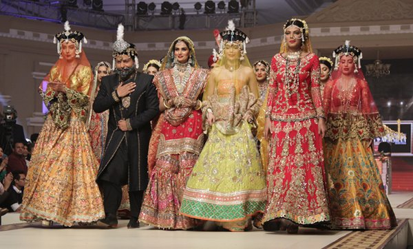 Telenor Bridal Couture Week 2014 Day 1 Picturesali