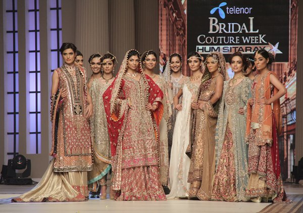 Telenor Bridal Couture Week 2014 Day 1 Picturesfozia