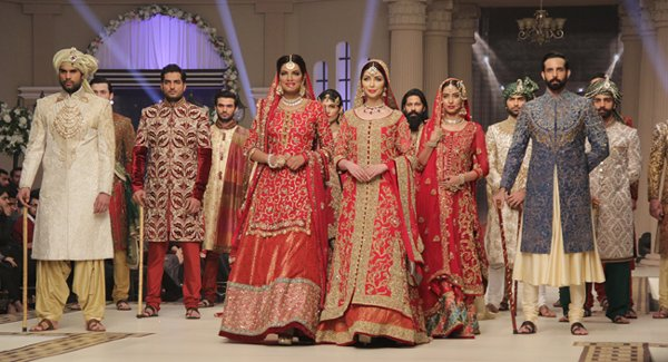 Telenor Bridal Couture Week 2014 Day 1 Picturesziggi