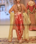 Telenor Bridal Couture Week 2014 Day 2 Pictures 001