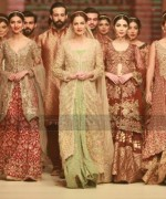 Telenor Bridal Couture Week 2014 Day 2 Pictures 002