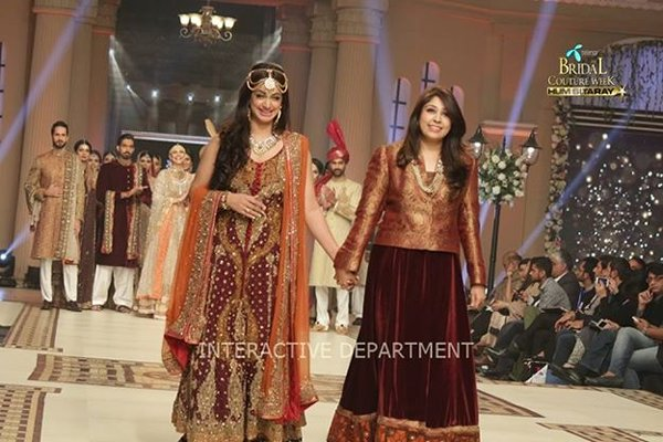 Telenor Bridal Couture Week 2014 Day 2 Picturesasiha
