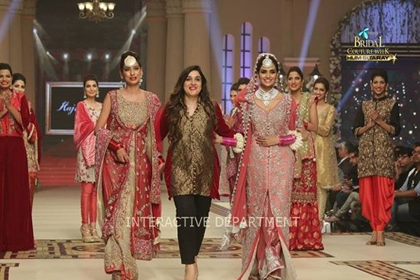 Telenor Bridal Couture Week 2014 Day 2 Pictureshajra