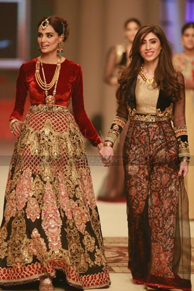 Telenor Bridal Couture Week 2014 Day 2 Picturesteena