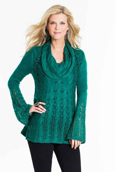 Trends Of Winter Sweaters 2014,2015 For Women 0012