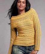 Trends Of Winter Sweaters 2014-2015 For Women 0013