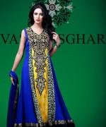Vasim Asghar Winter Dresses 2014 For Women 002