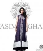 Vasim Asghar Winter Dresses 2014 For Women 004