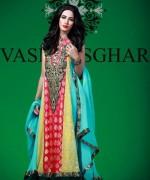 Vasim Asghar Winter Dresses 2014 For Women 008