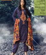Warda Designer Winter Dresses 2014 Volume 2 For Women 001