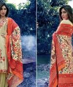 Warda Designer Winter Dresses 2014 Volume 2 For Women 0015