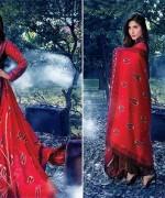 Warda Designer Winter Dresses 2014 Volume 2 For Women 0018