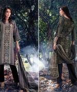 Warda Designer Winter Dresses 2014 Volume 2 For Women 004