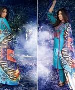 Warda Designer Winter Dresses 2014 Volume 2 For Women 006