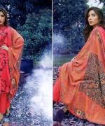 Warda Designer Winter Dresses 2014 Volume 2 For Women
