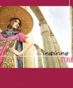 ZS Textiles Winter Dresses 2014 For Women 0010