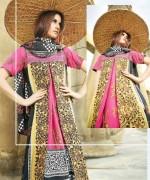 ZS Textiles Winter Dresses 2014 For Women0016