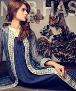 Zainab Hasan Winter Dresses 2014-15 For Girls 3