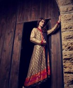 Zainab Hasan Winter Dresses 2014-15 For Girls 5