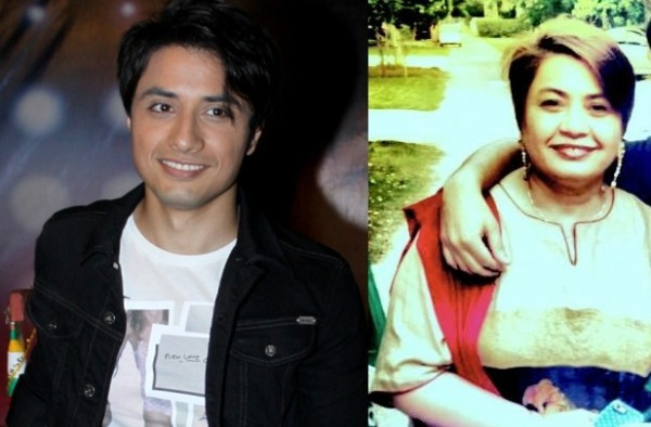 pakistani stars with their real life mothers