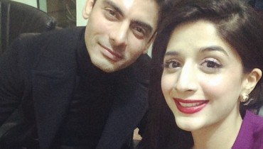 mawra hocane and fawad khan