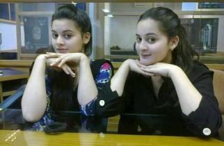 minal and aiman pakistani actresses