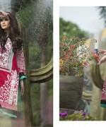 Al Zohaib Textile Embroidered Kurti Collection 2015 Volume 2 For Women 0014