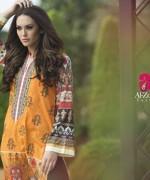 Al Zohaib Textile Embroidered Kurti Collection 2015 Volume 2 For Women 008