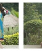 Al Zohaib Textile Embroidered Kurti Collection 2015 Volume 2 For Women 009
