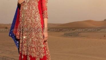 Arfa Bridal Wear Dresses 2015 For Women 2