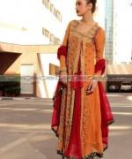 Arfa Bridal Wear Dresses 2015 For Women 5