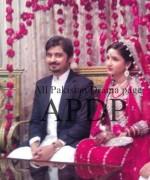 Babar khan and bismah khan