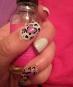 Beautiful Nail Art Designs 2015 For Valentines Day 14