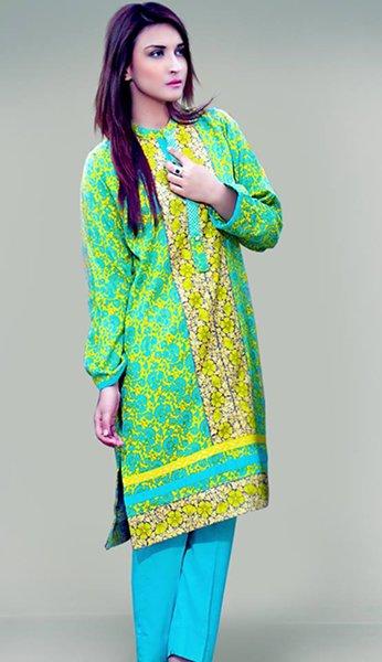 Bonanza Satrangi Winter Dresses 2015 Volume 2 For Women 007