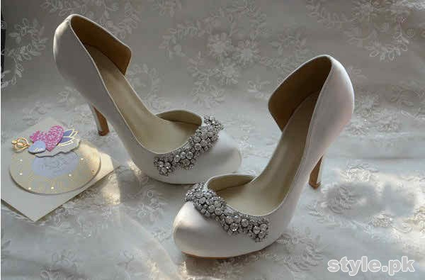 bridal high heel shoes 2015 in pakistan 1 style pk