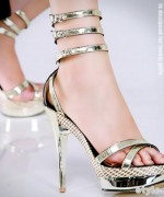 Bridal High Heel Shoes 2015 in Pakistan 5