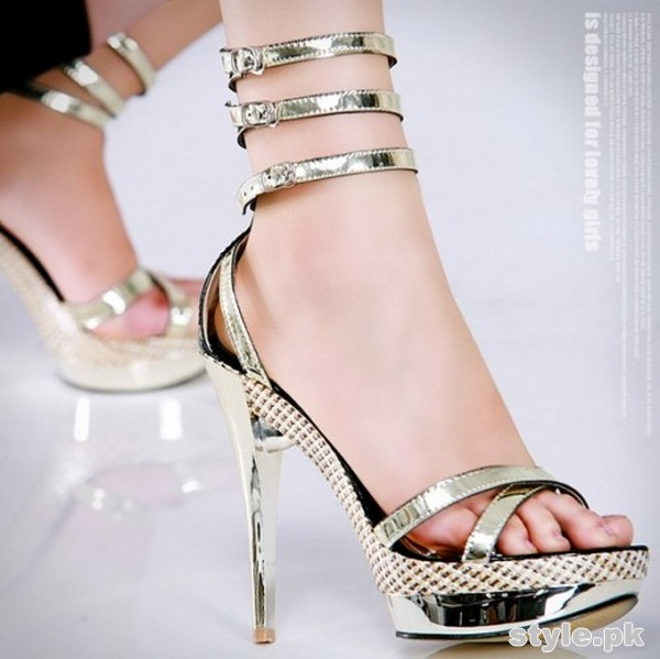 bridal high heel shoes 2015 in pakistan 5 style pk