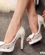 Bridal High Heel Shoes 2015 in Pakistan 9