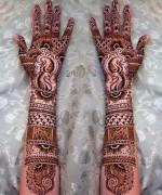 Bridal Mehndi Designs 2015 0017