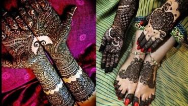 Bridal Mehndi Designs 2015 003