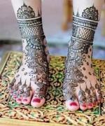 Bridal Mehndi Designs 2015 006