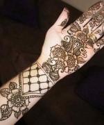 Bridal Mehndi Designs 2015 008